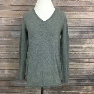 J. Jill Grey Sweater